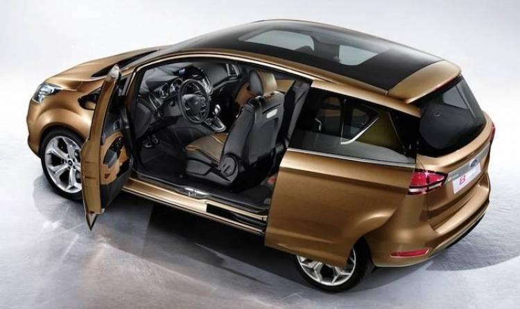 Ford B-Max: desde 14.950 euros en España