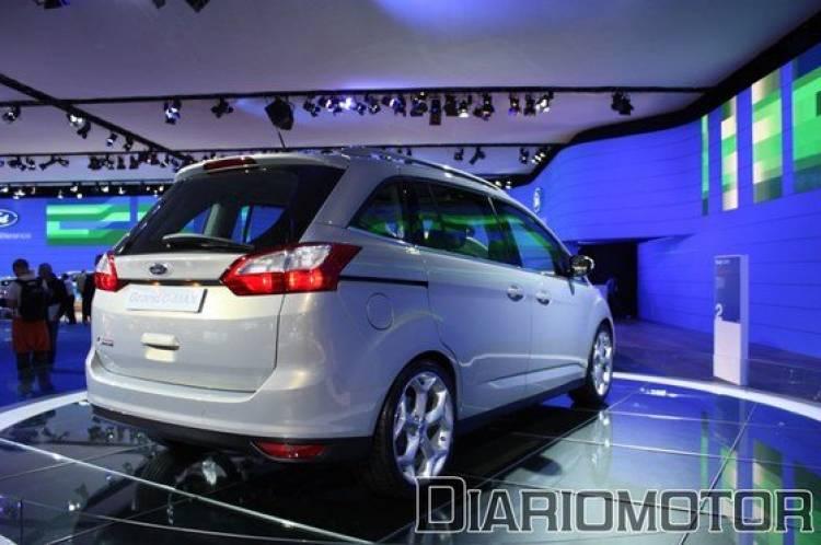 El prototipo del Ford B-Max estará en Ginebra