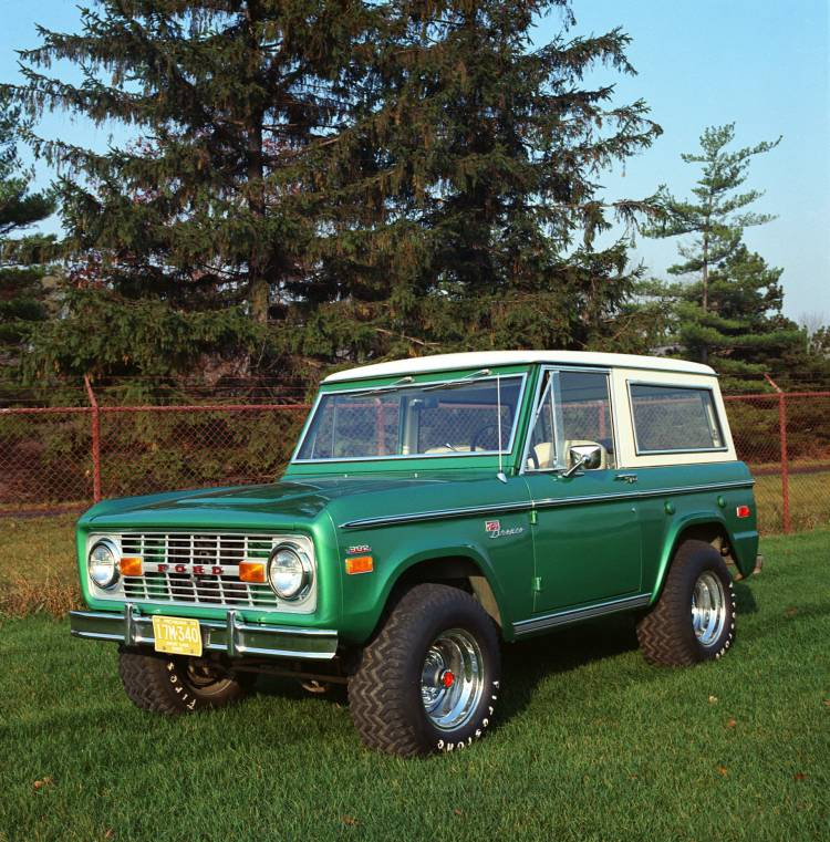Ford Bronco 1966 1977 05