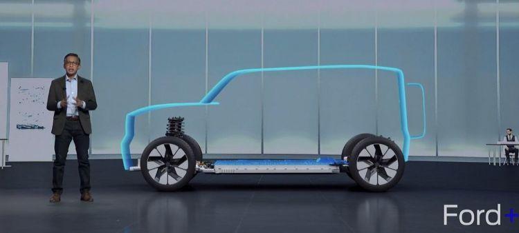 Ford Bronco Electrico Adelanto