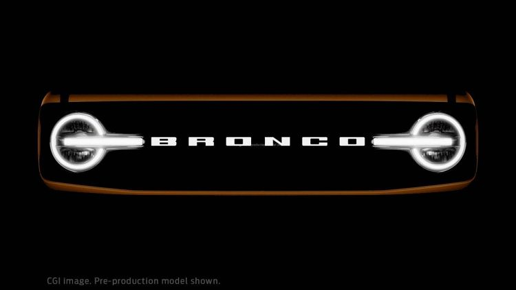 Ford Bronco Presentacion Video Online 0720 01