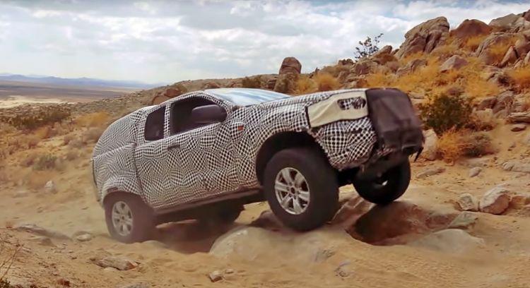 Ford Bronco Teaser 0120 01