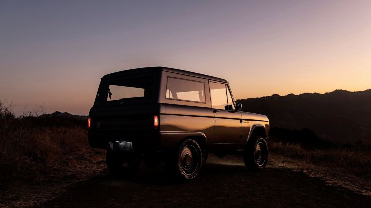 Ford Bronco Zero 5