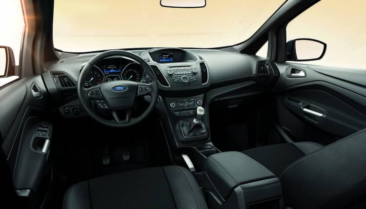 Ford C-MAX Sport Interior