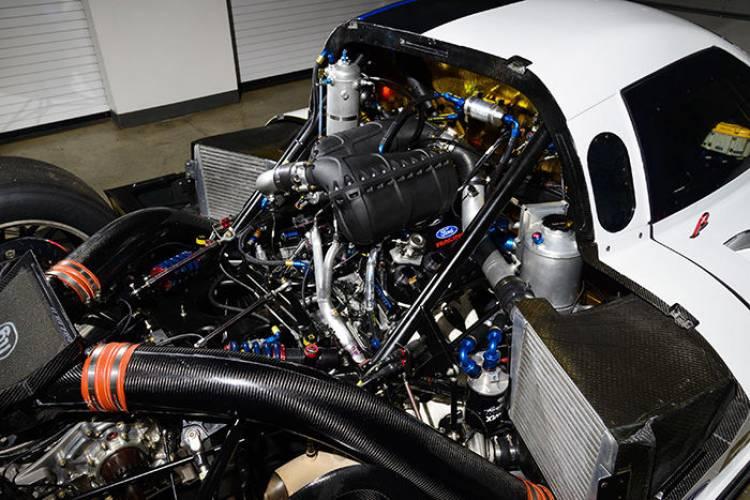 Ford Ecoboost Daytona Series