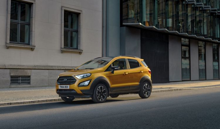Ford Ecosport Active 2021 4