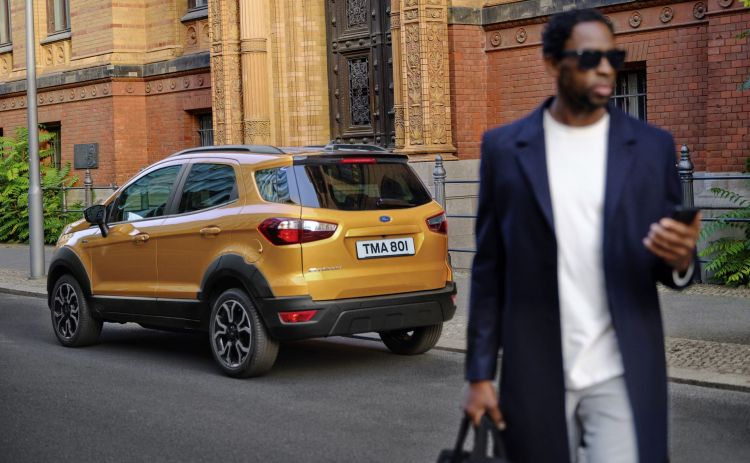 Ford Ecosport Active 2021 7