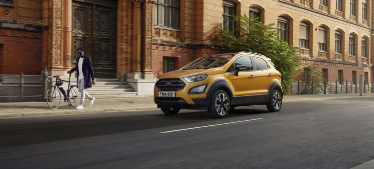 Ford Ecosport Active 2021 P