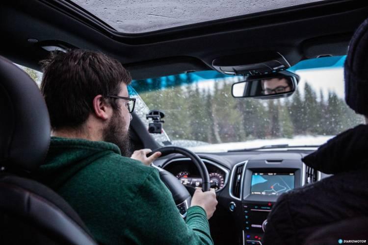 Ford Edge 2019 Prueba 13