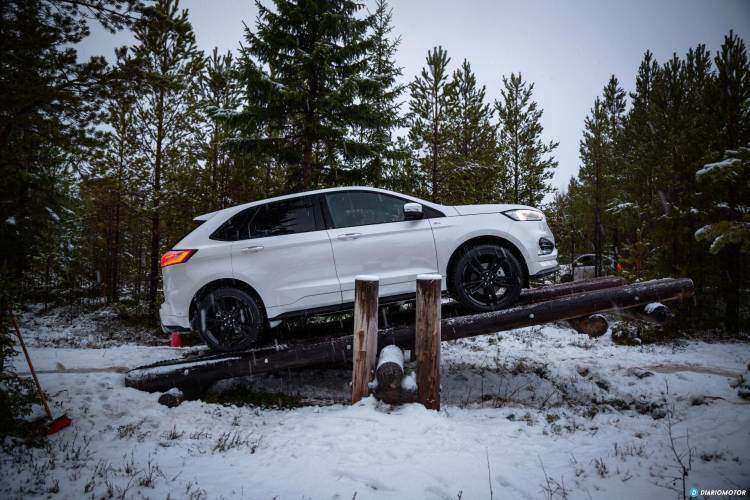 Ford Edge 2019 Prueba 17