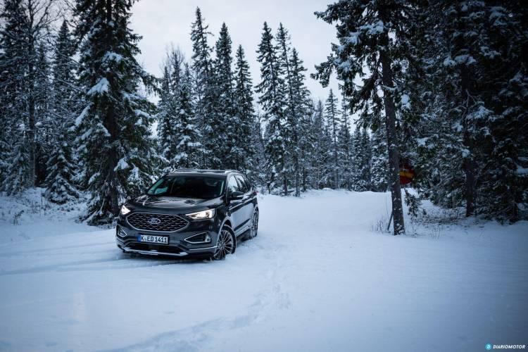 Ford Edge 2019 Prueba 39