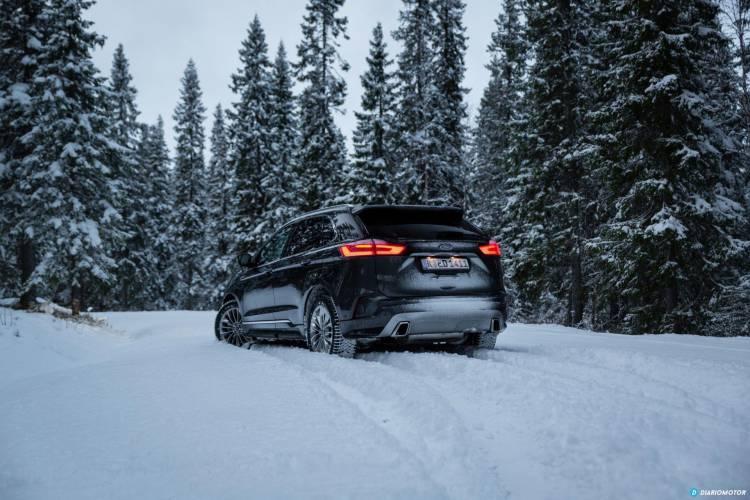Ford Edge 2019 Prueba 43