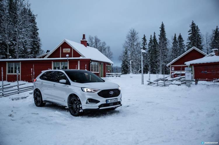 Ford Edge 2019 Prueba 44