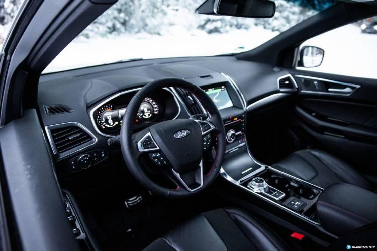 Ford Edge 2019 Prueba 45
