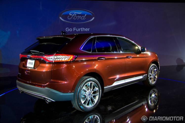 Ford Edge - Europa