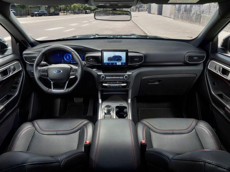 Ford Explorer 2020 0320 004