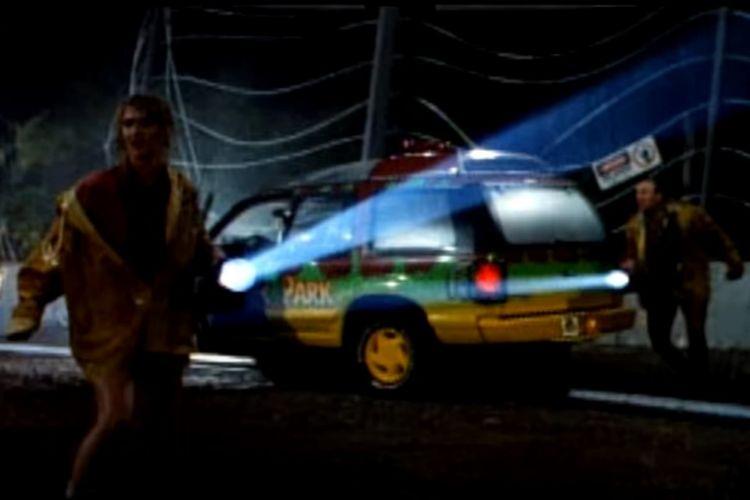 Ford Explorer Autonomo Jurassic Park 03