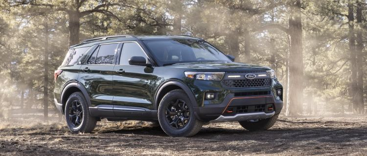 Ford Explorer Timberline 3
