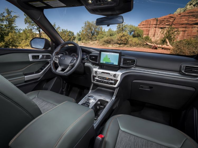 Ford Explorer Timberline 6