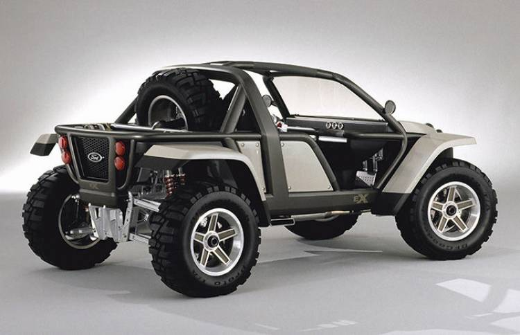 Ford Extreme Concept (2001)