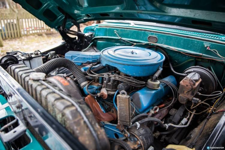 Ford F 150 Ford F 250 Prueba 15