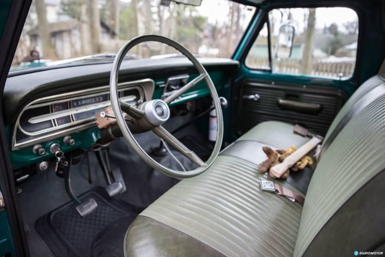 Ford F 150 Ford F 250 Prueba 23