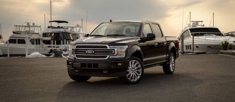2019 Ford F 150 Limited