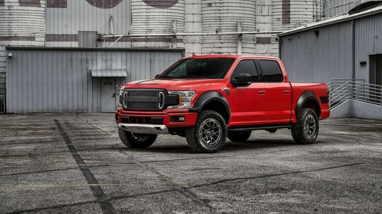 Ford F 150 Rtr 2