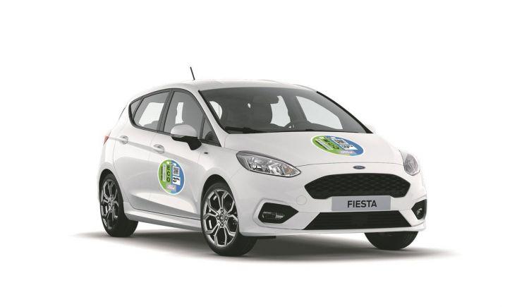 Ford Fiesta Glp 2019