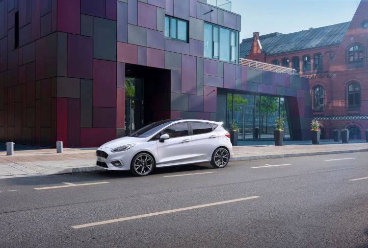 Electrified And Upgraded Ford Fiesta – Even Better Fuel Econom