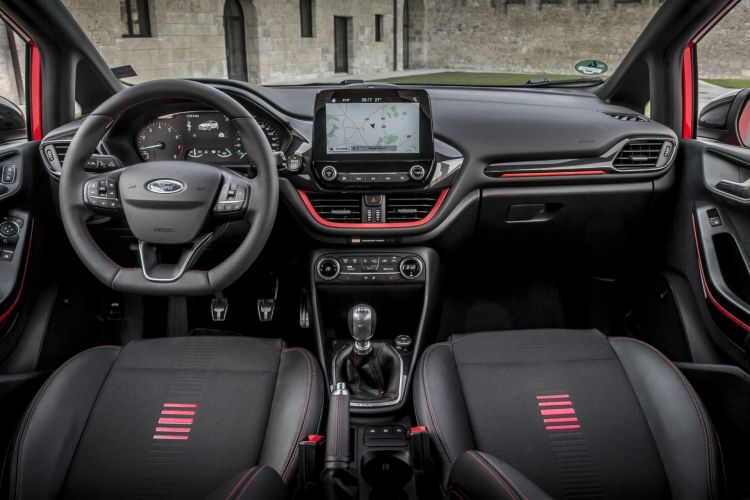 Ford Fiesta Oferta Junio2021 03 Interior