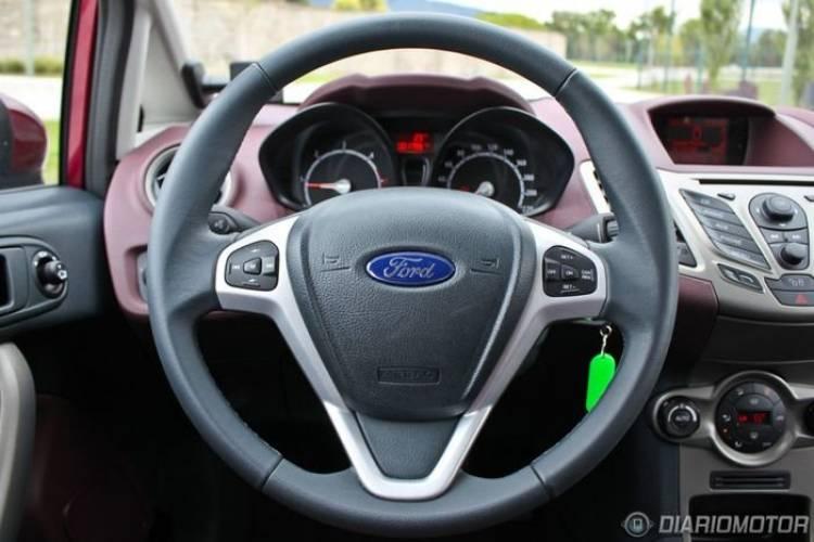 Ford Fiesta 1.4 TDCi Trend, a prueba (II)