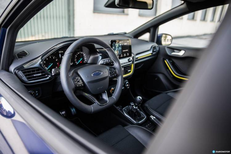Ford Fiesta Prueba St Line 25