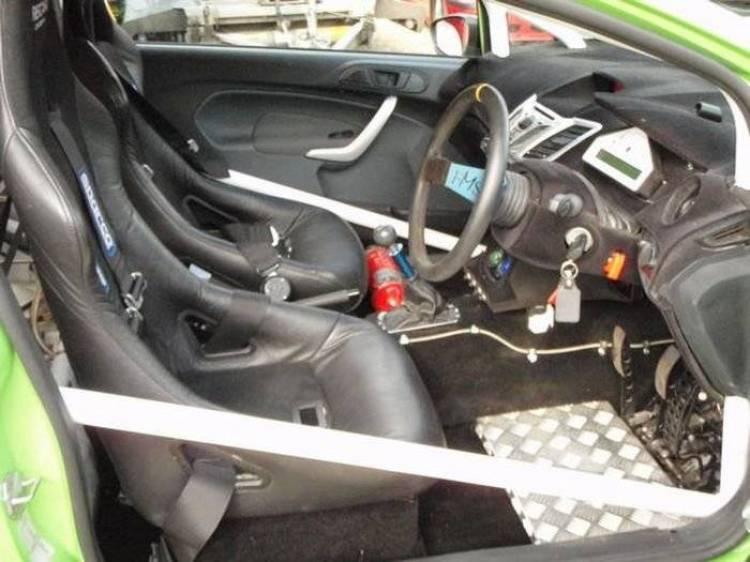 El Ford Fiesta Cosworth es real, tiene 556 CV y está a la venta
