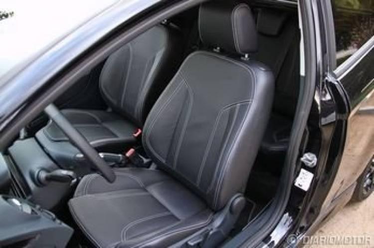 Ford Fiesta Sport Match, toma de contacto en Tarragona