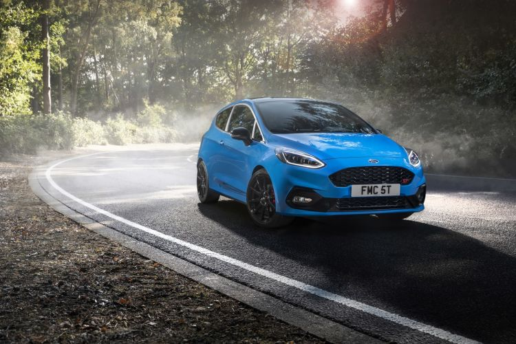 Special Edition Ford Fiesta St Fine Tunes Thrills For Driving En