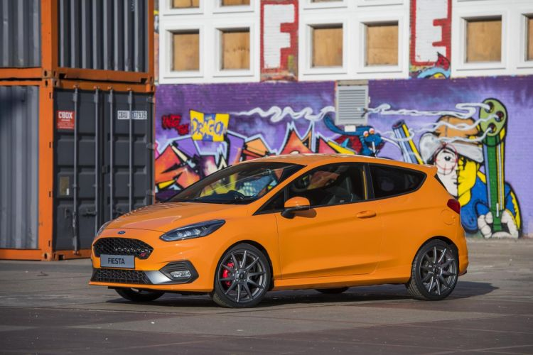Ford Fiesta St Performance Edition 01