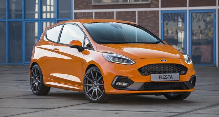 Ford Fiesta St Performance Edition Portada