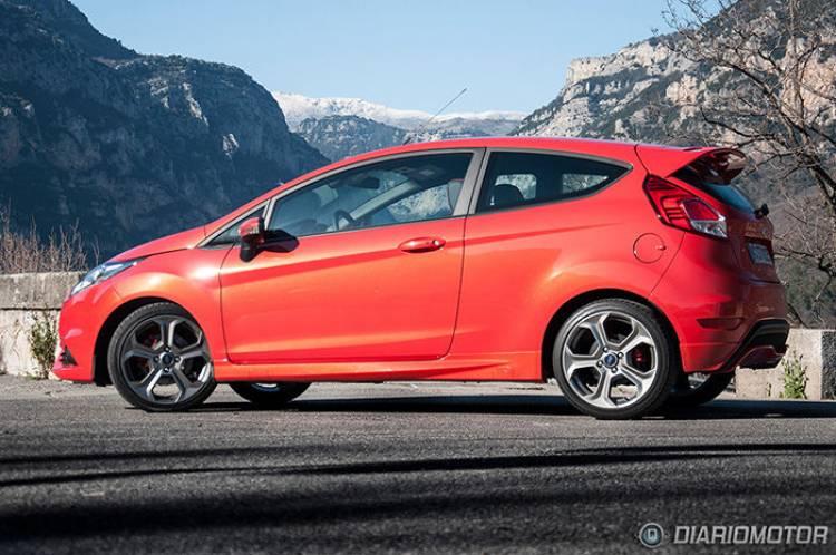 Prueba del Ford Fiesta ST