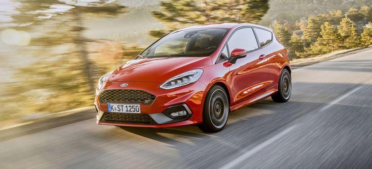Ford Fiesta St Prueba Video 00