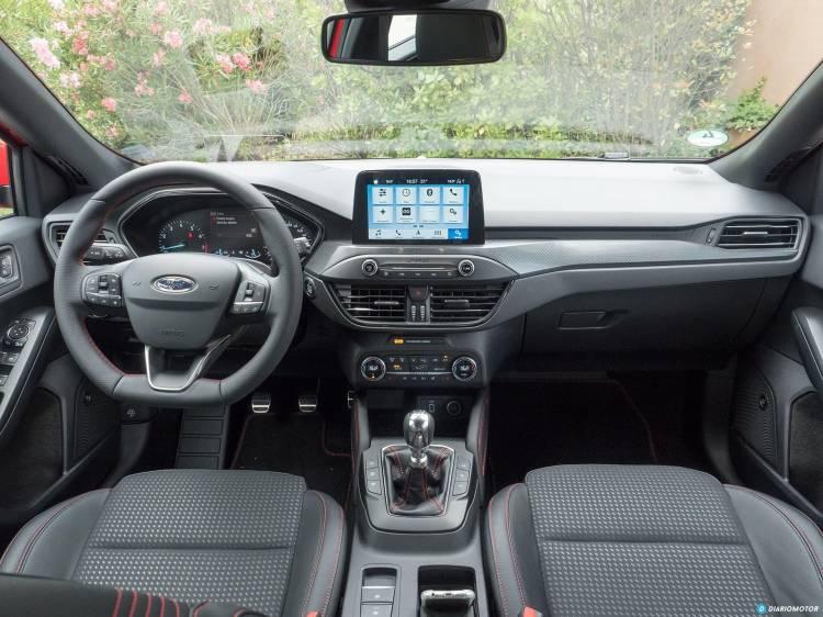 Ford Focus 2018 Interior 00011