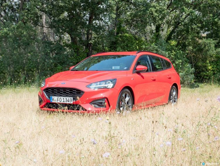 Ford Focus 2018 Prueba  00016