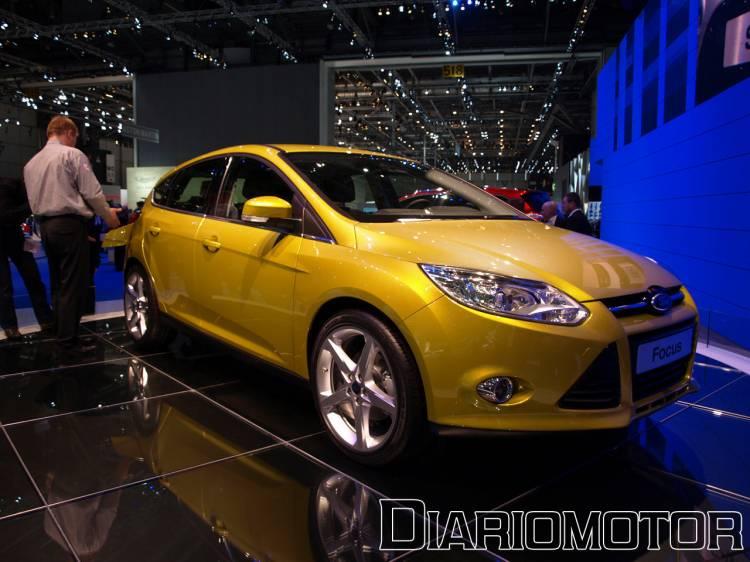 Ford Focus en Ginebra