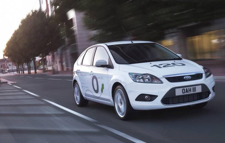 Ford Focus BEV Concept