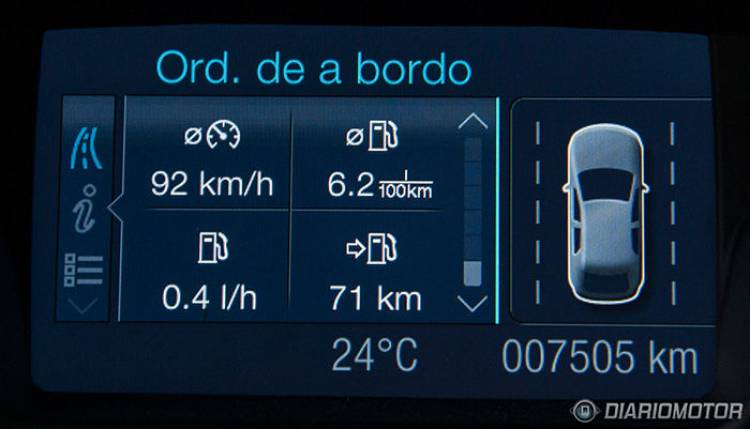 Ford Focus Ecoboost 1.0 125 CV