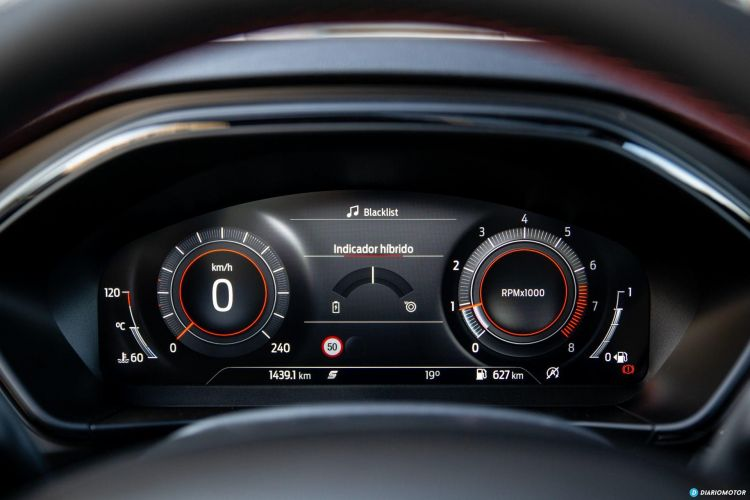 Ford Focus Mhev 2020 Prueba 28