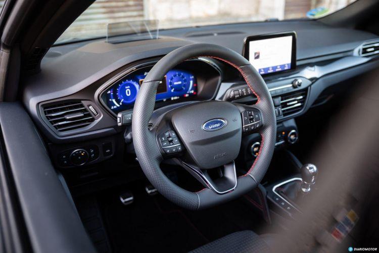 Ford Focus Mhev 2020 Prueba 36