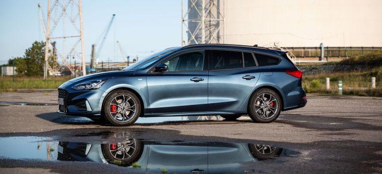 Ford Focus Mhev 2020 Prueba P