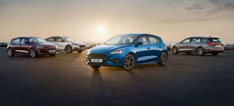 Ford Focus Oferta Coches Stock Abril 2020