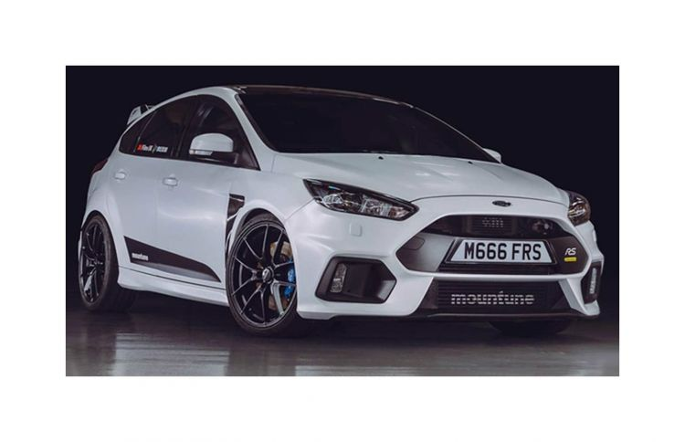 Ford Focus Rs Mountune 520 P